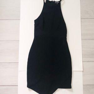 Express Black Aline Dress